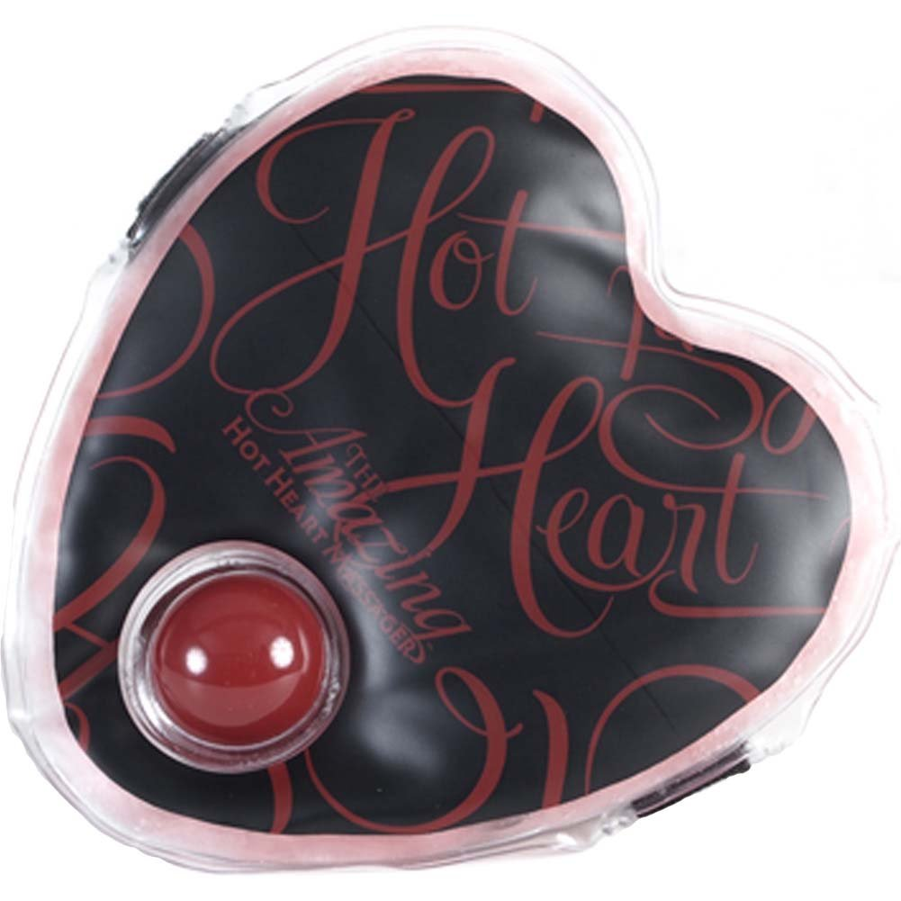 Amazing Hot Heart Massager for Lovers Deluxe - View #1