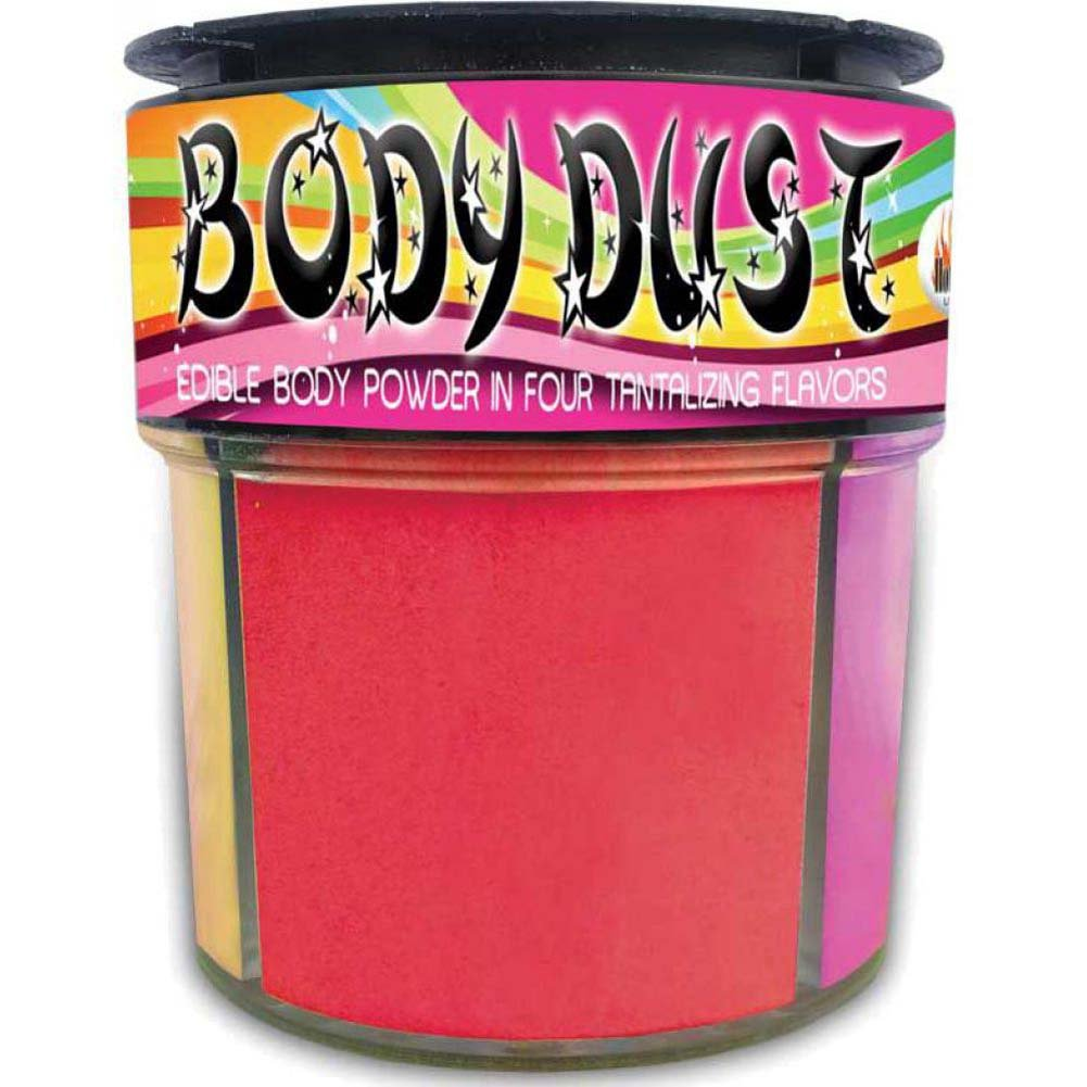Body Dust 4 Flavors - View #1