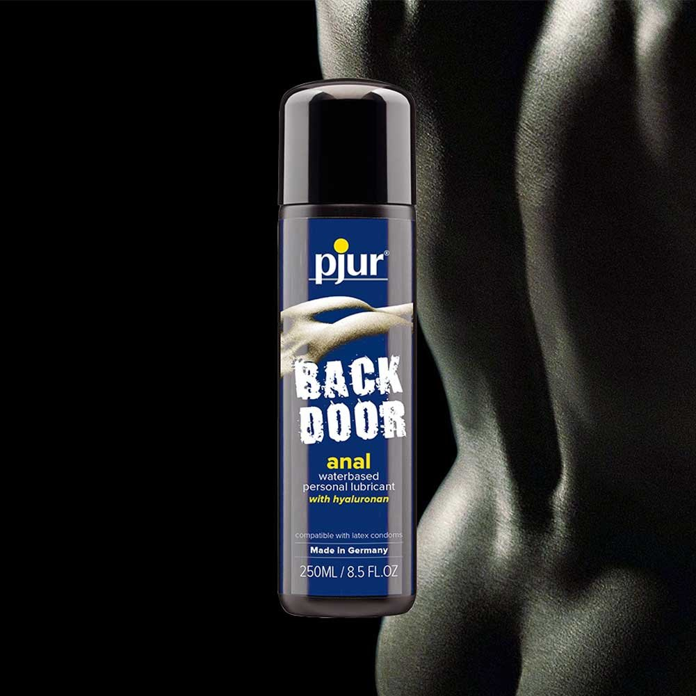 Pjur Back Door Comfort Water Based Anal Glide 8.5 Fl.Oz 250 mL - View #3
