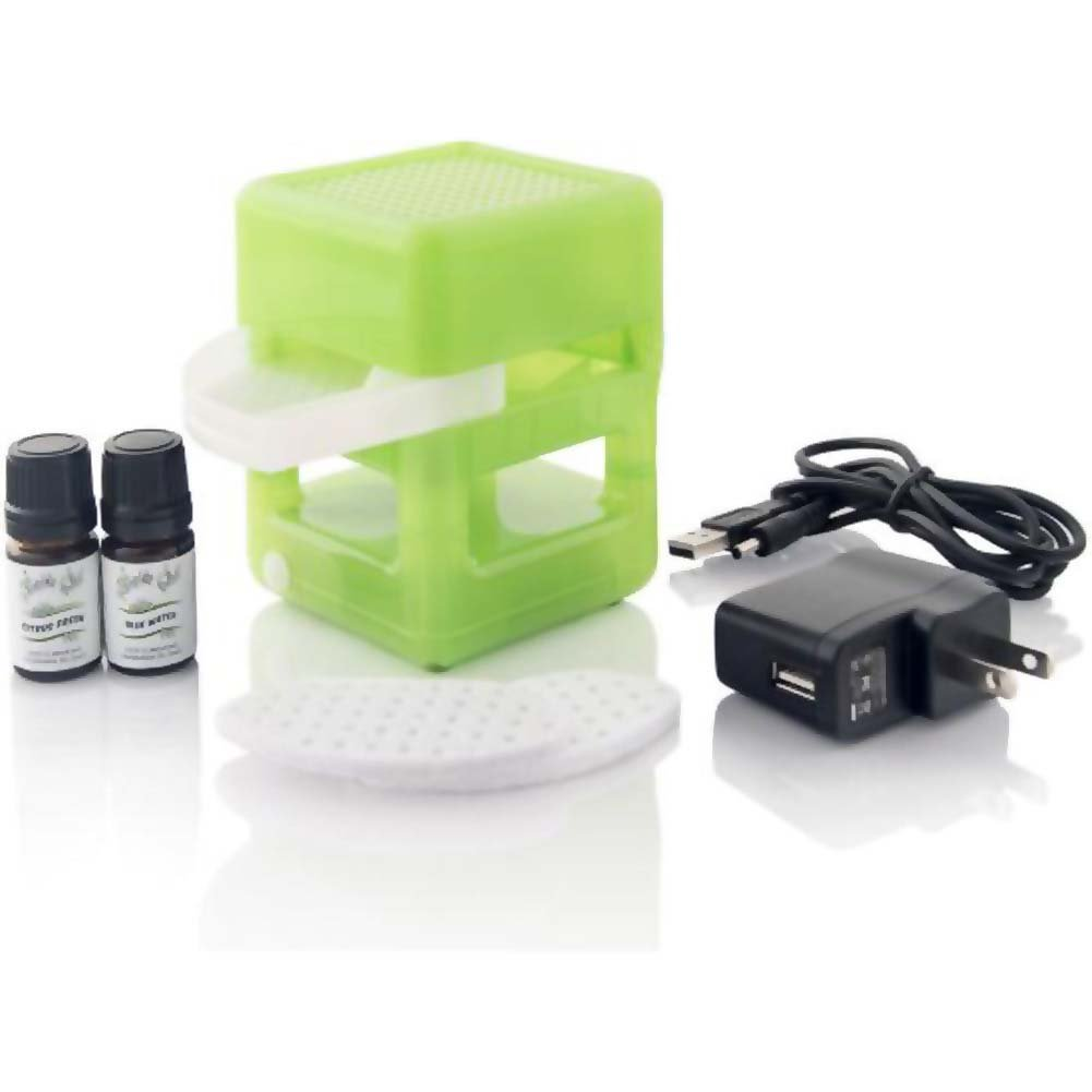 Smoke Out Diffuser Hippie Odor Diffuser Deluxe Kit - View #1