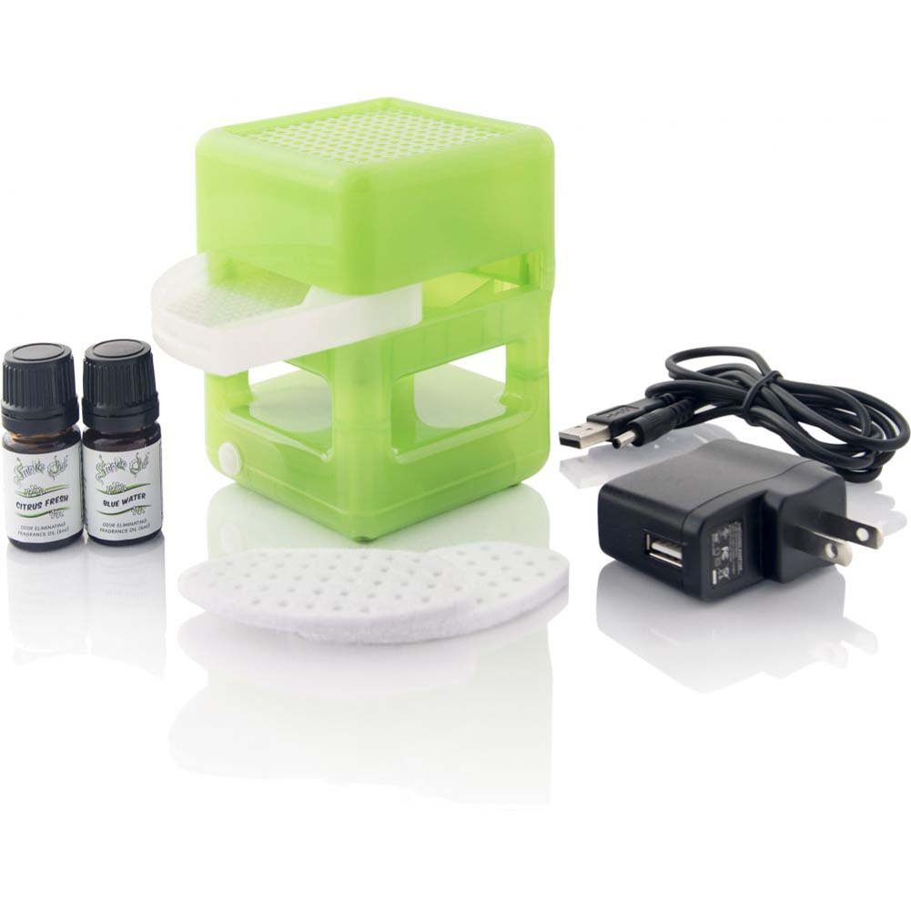 Smoke Out Diffuser Hippie Odor Diffuser Deluxe Kit - View #3