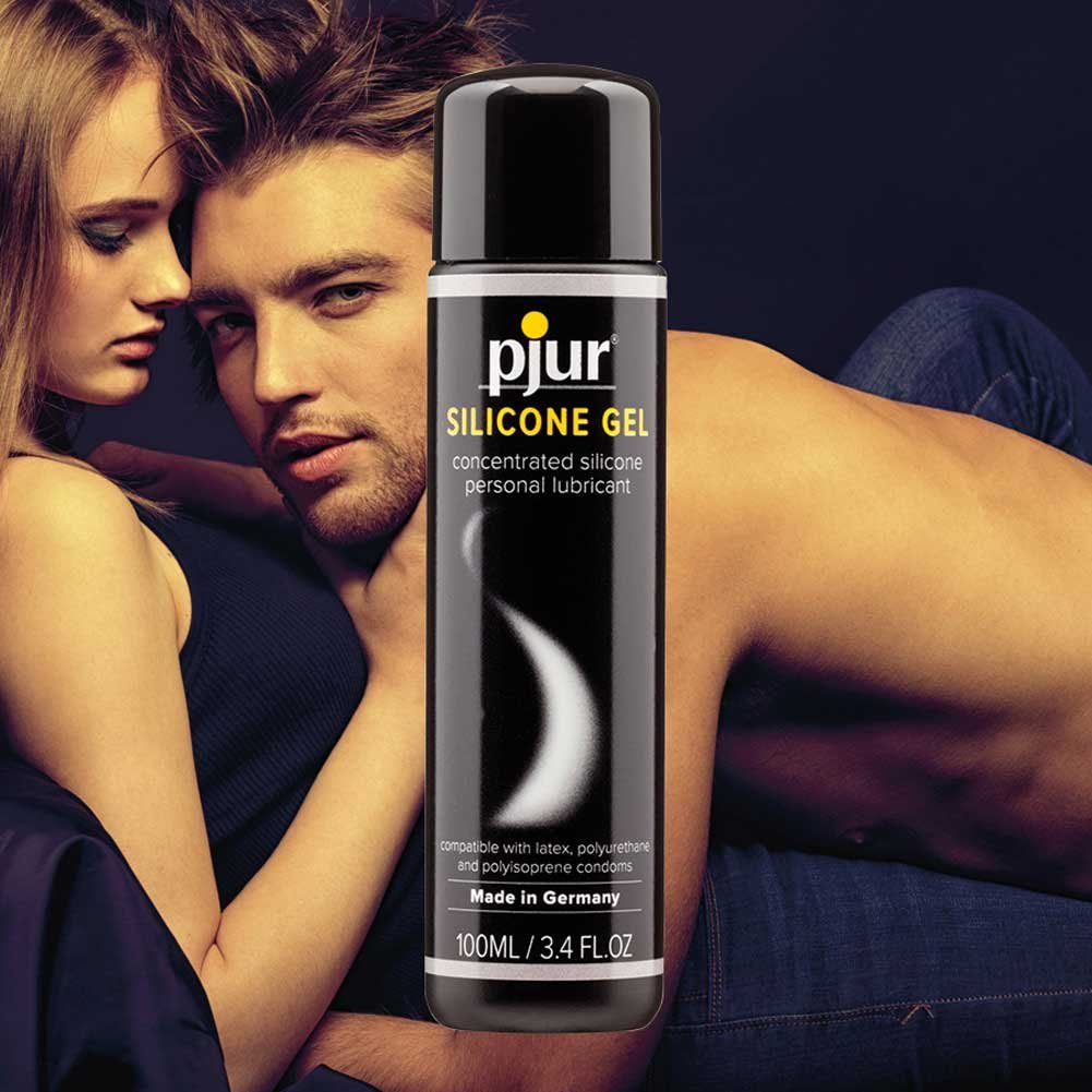 Pjur Original Bodyglide Gel Premium Personal Lube 3.4 Fl. Oz. - View #3