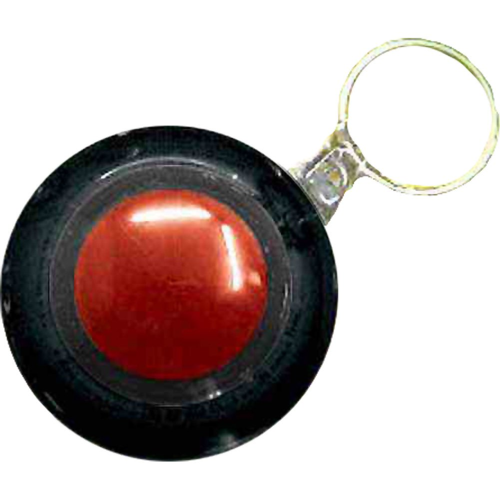 Bullshit Button Key Chain - View #2