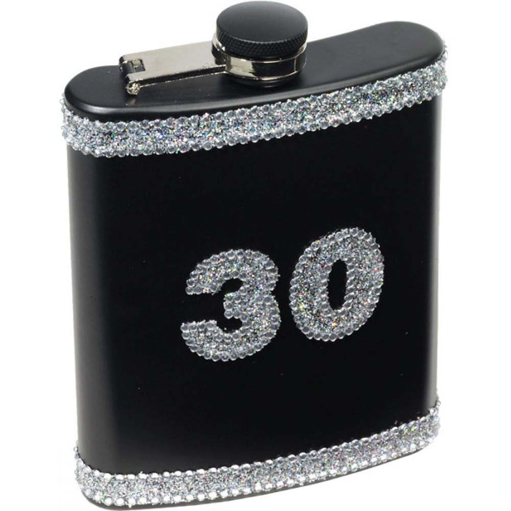 Forum Novelties 30 Birthday Flask - View #1