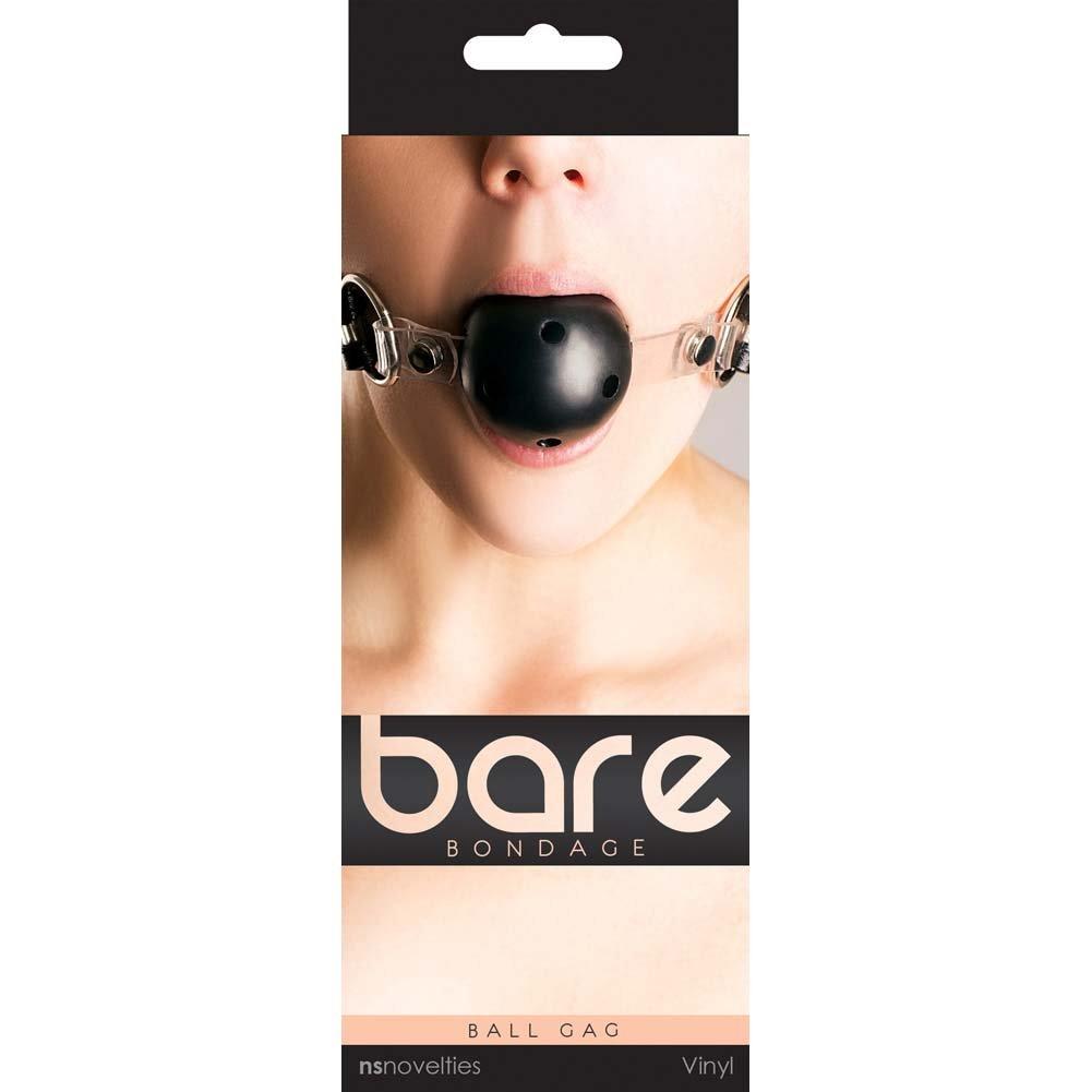 NS Novelties Bare Bondage Ball Gag - View #1