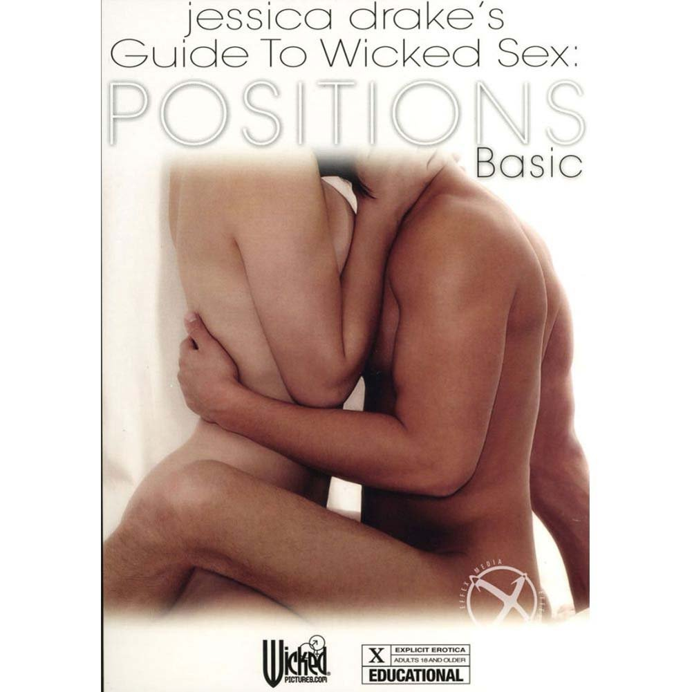 Jessica Drake Guide To Wicked Sex Positions Basic DVD - View #2