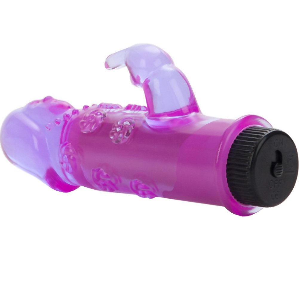 California Exotics Amethyst Arouser Personal Massager 4.75 Purple - View #3