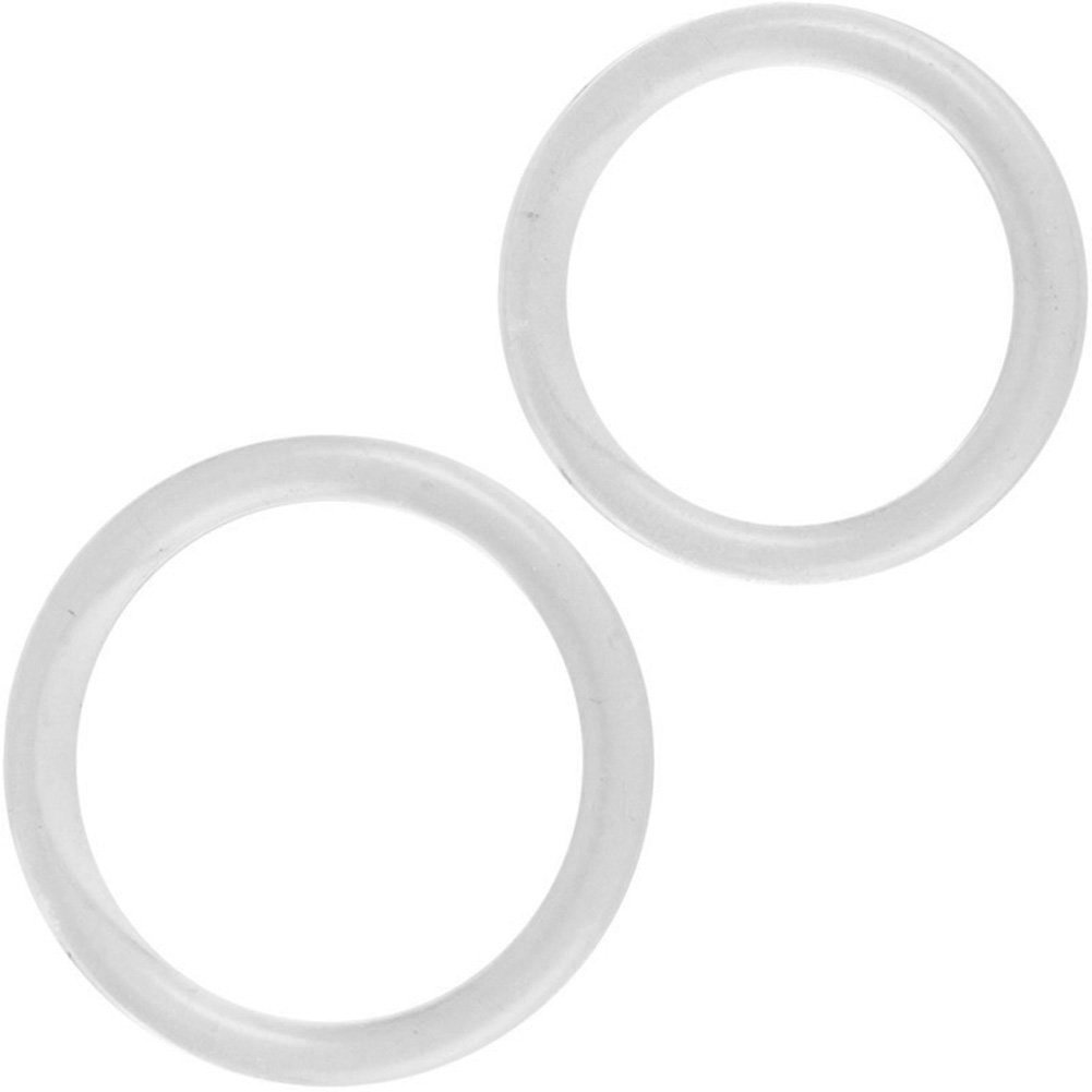 Silicone Rings Set Lg/XL - View #2