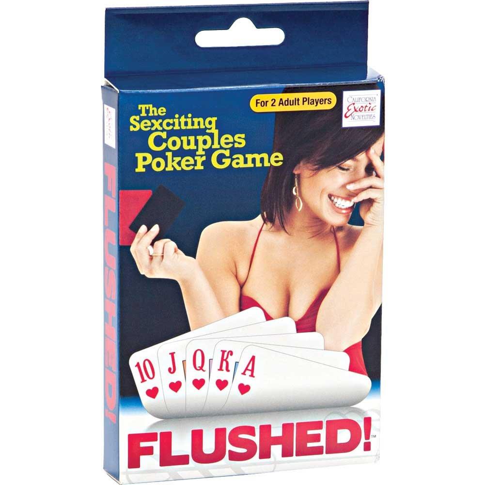 California Exotics Flushed Card Game Poker - View #2