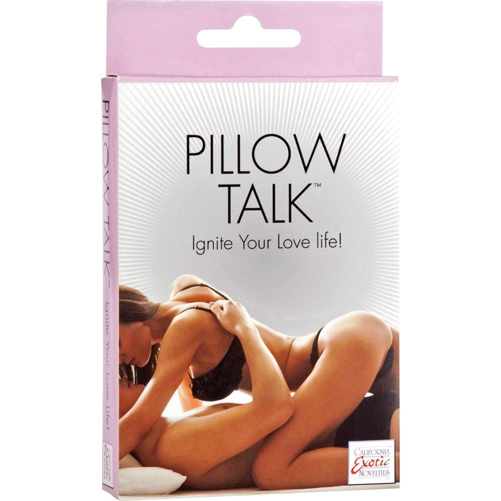 CalExotics Pillow Talk Card Game Two Decks Plus Rule Book - View #2