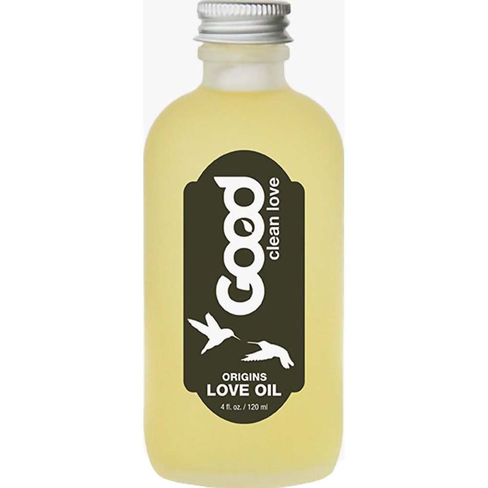Good Clean Love Oil Origins 4 Oz - View #1