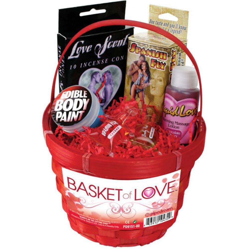 Basket of Love - View #1