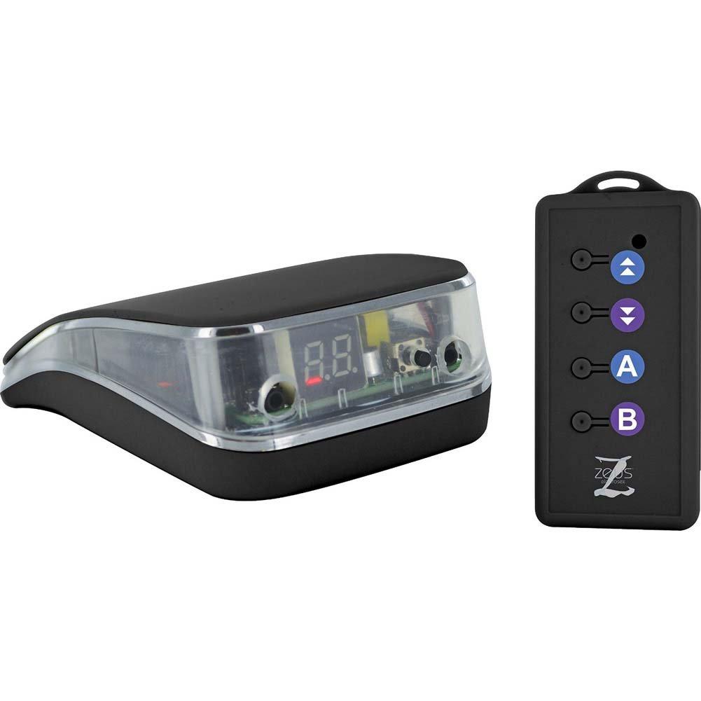 Zeus Electrosex Energize Remote Control Powerbox - View #2