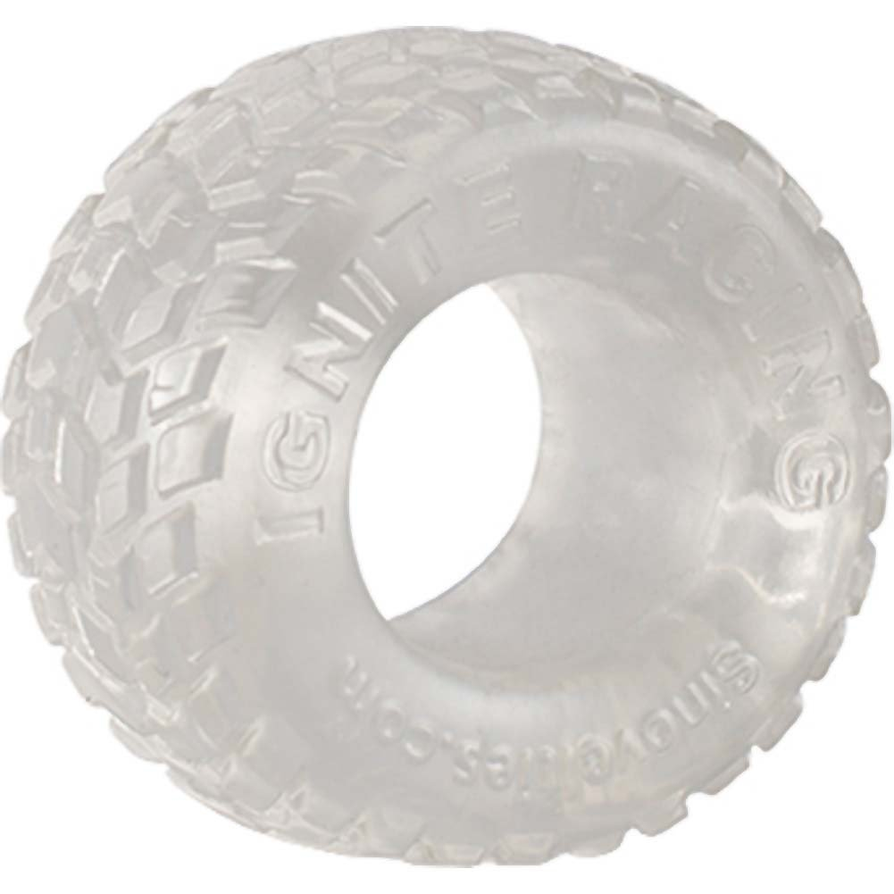 SI Novelties High Performance Tire Ring Small Clear - View #2