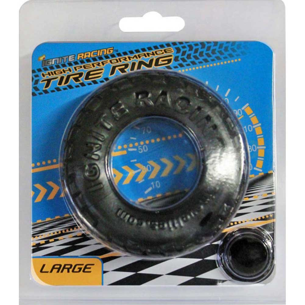 SI NoveltiesHigh Performance Tire Ring Large Black - View #1