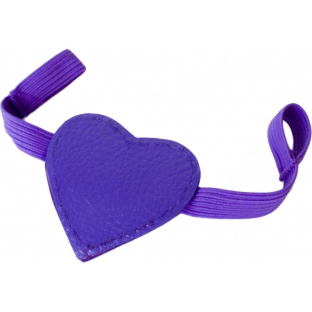 Evolved Novelties Love Taps Heartbreaker Purple - View #1