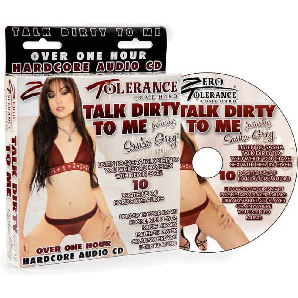 Zero Tolerance Talk Dirty To Me Sasha Grey - View #1