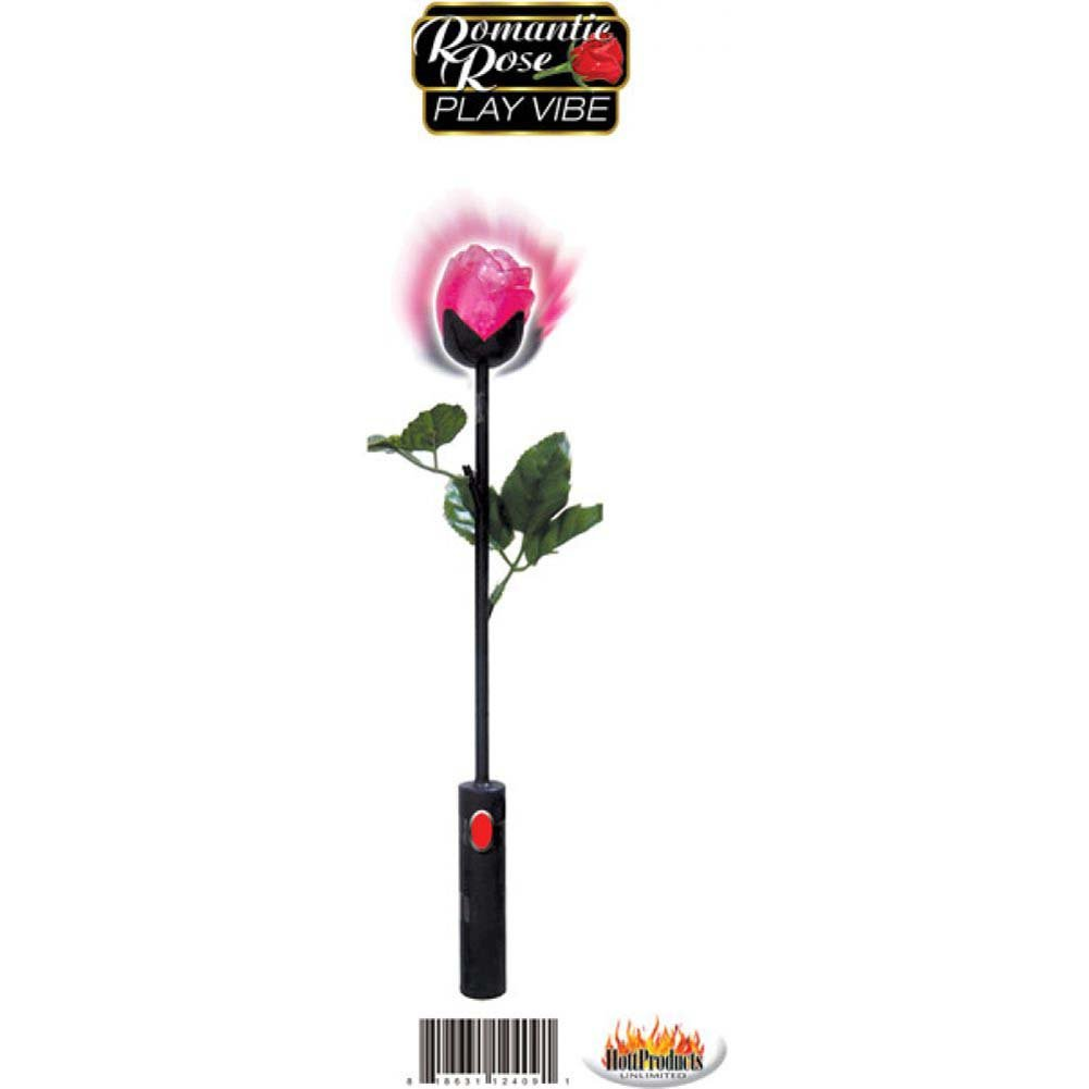 Hott Products Romantic Rose Play Vibe - View #1