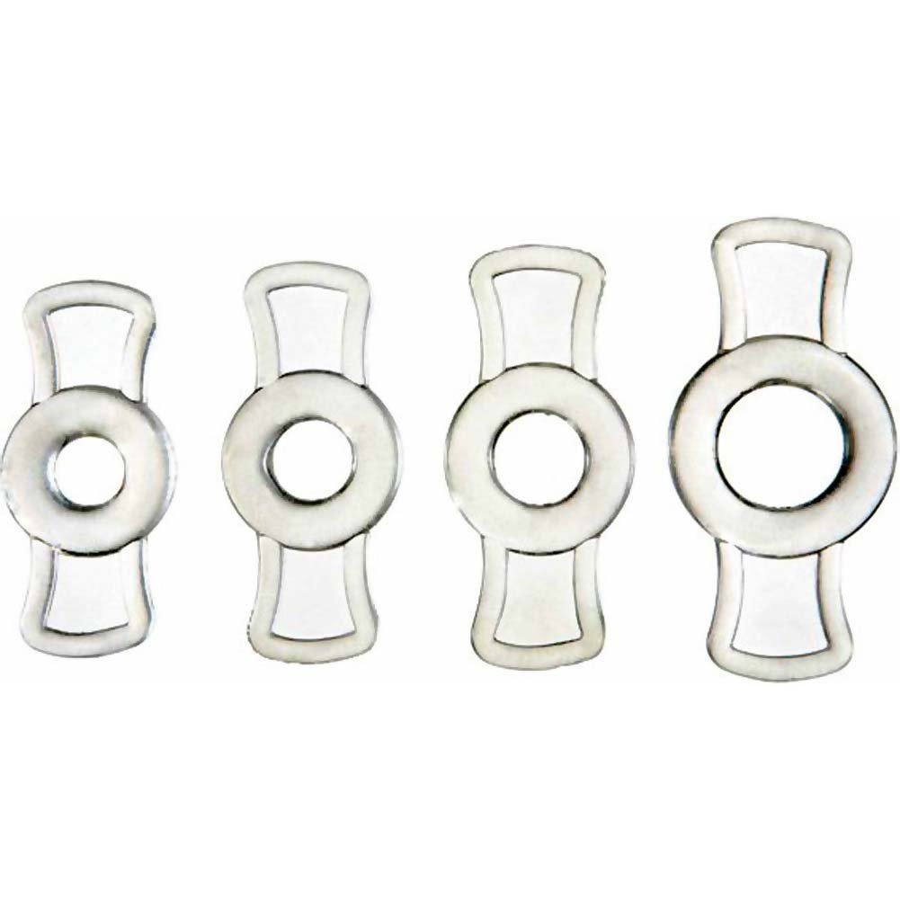 Sinclair Institute Erection Ring Set of 4 - View #2