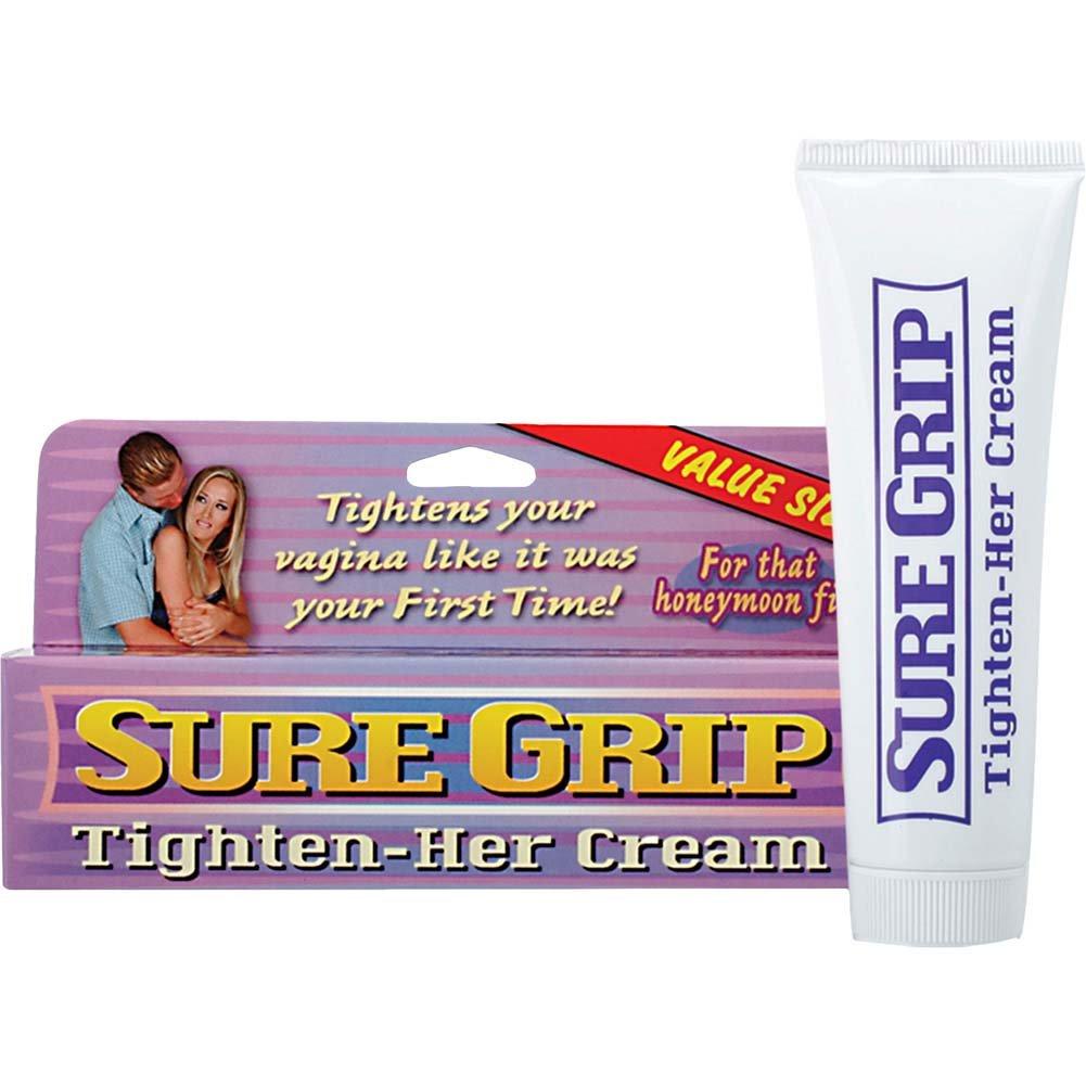 Sure Grip Tighten-Her Cream 4 Oz - View #1