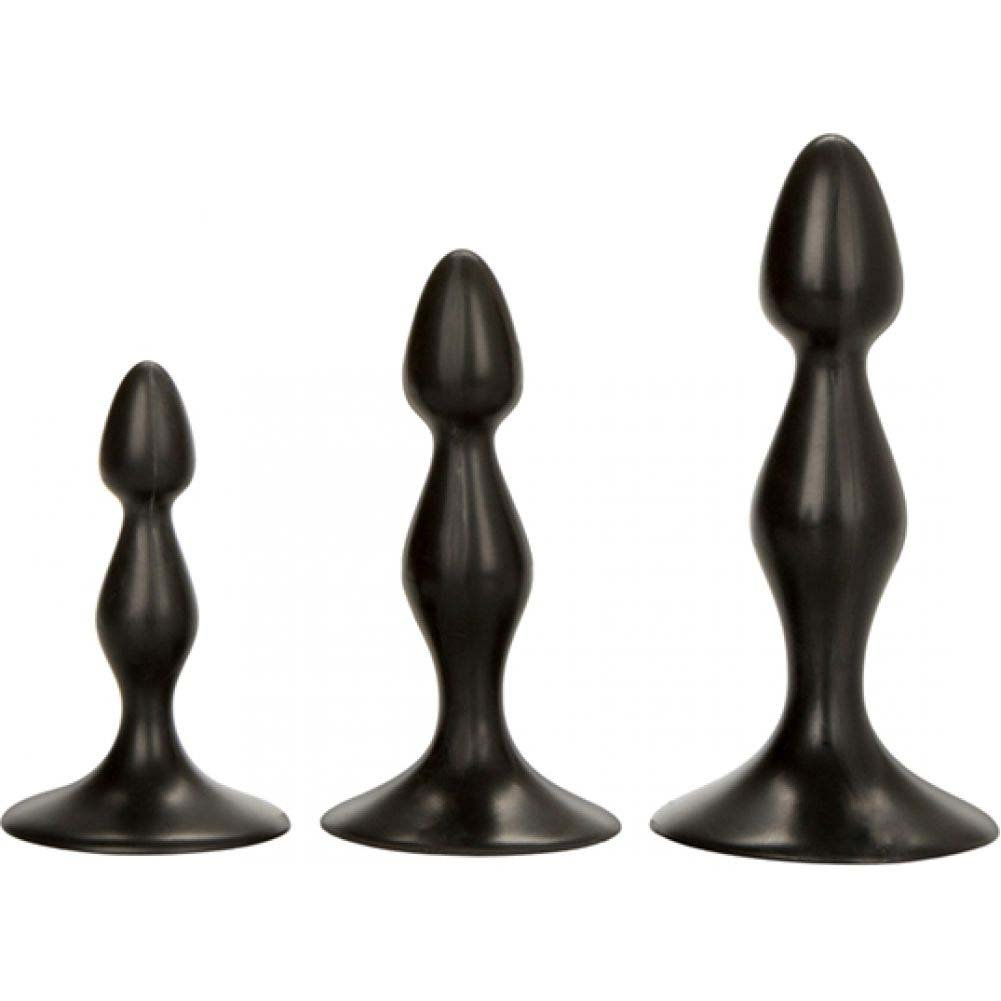 Dr Joel Anal Exerciser Kit Set of 3 Black - View #2