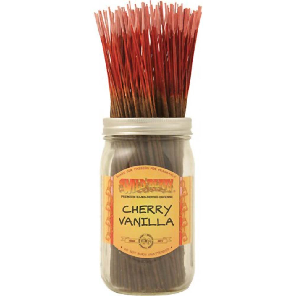Wildberry Incense Cherry Vanilla 100 Count Bundle - View #1