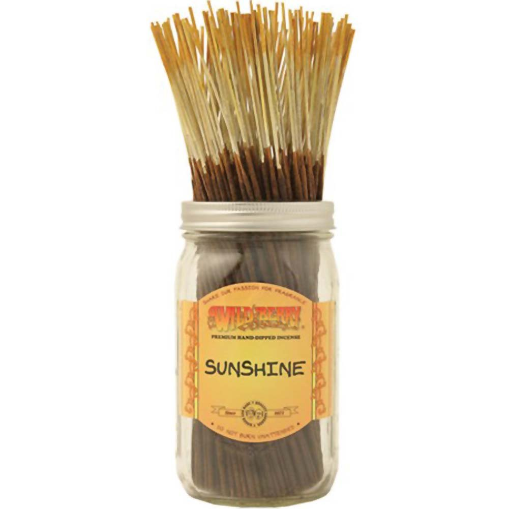 Wildberry Incense Sunshine 100 Count Bundle - View #1
