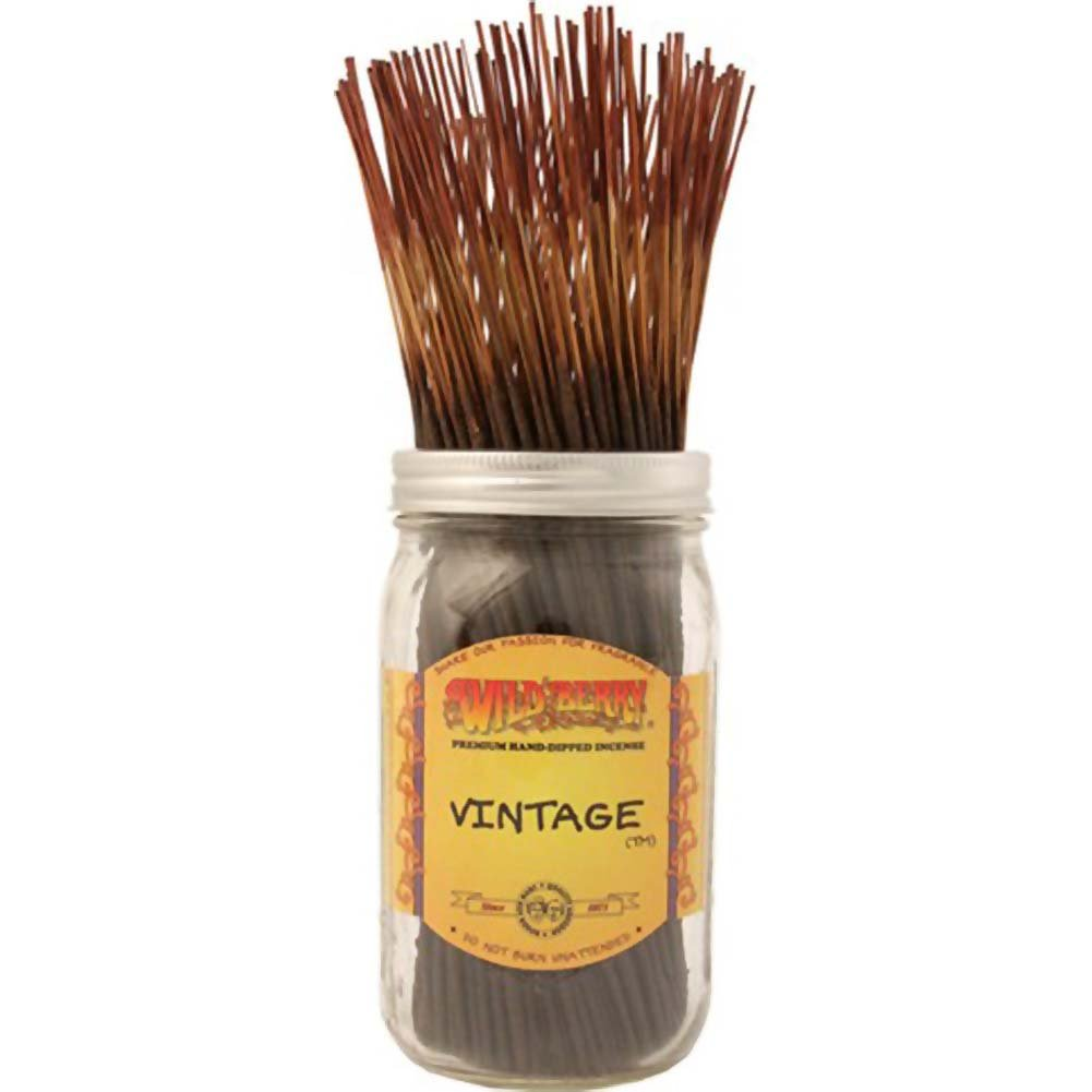 Wildberry Incense Vintage 100 Count Bundle - View #1