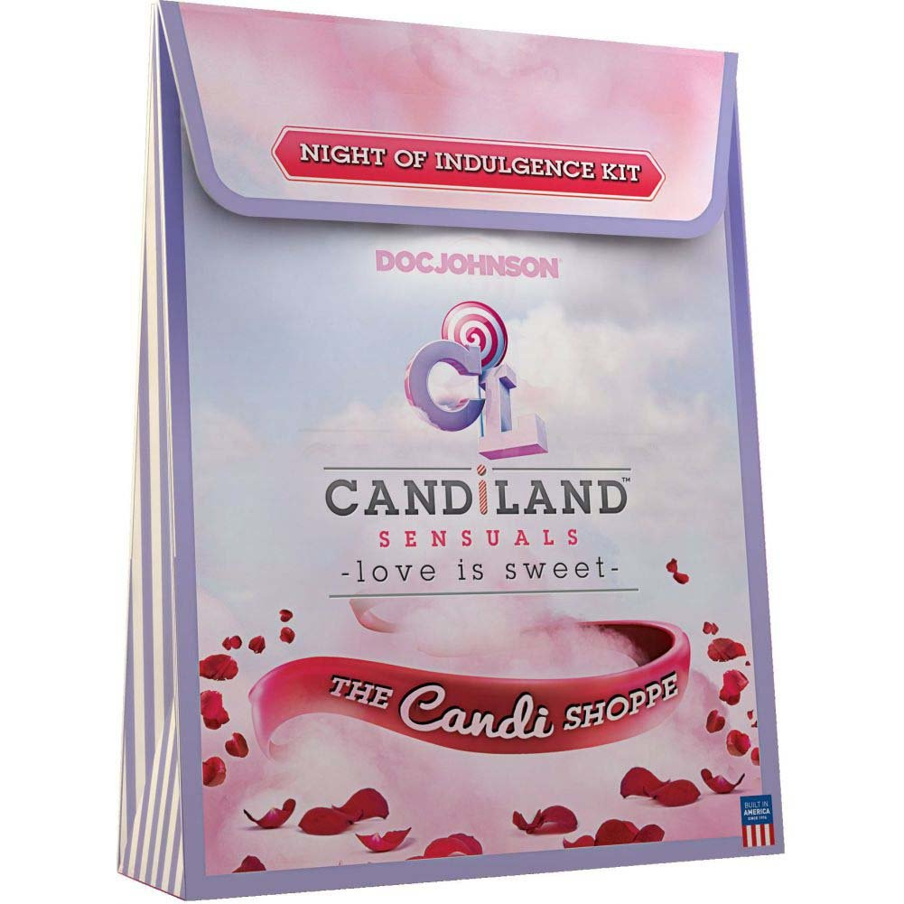Doc Johnson Candiland Sensuals Night of Indulgence Kit - View #1