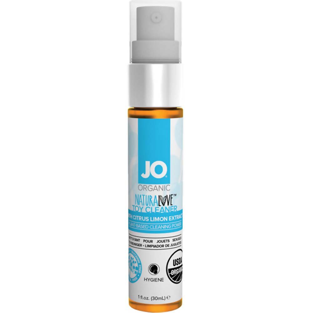 System JO Usda Organic Toy Cleaner 1 Oz - View #1