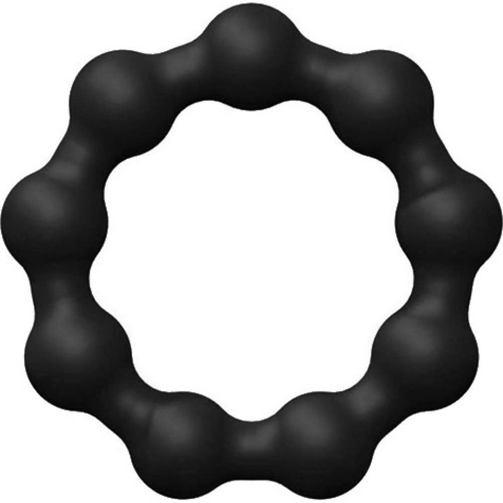 Dorcel Silcone Maximize Cock Ring Black - View #2