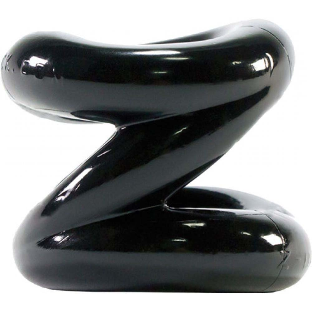 Oxballs Z Balls Ballstretcher Black - View #3