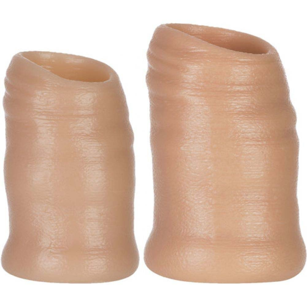 Oxballs Moreskin Silicone Foreskin Hoods Small Medium Light - View #2