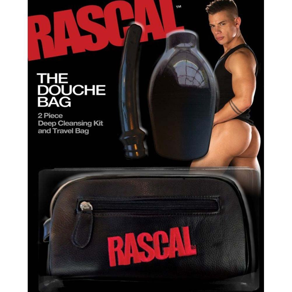 Rascal the Douche Bag - View #1