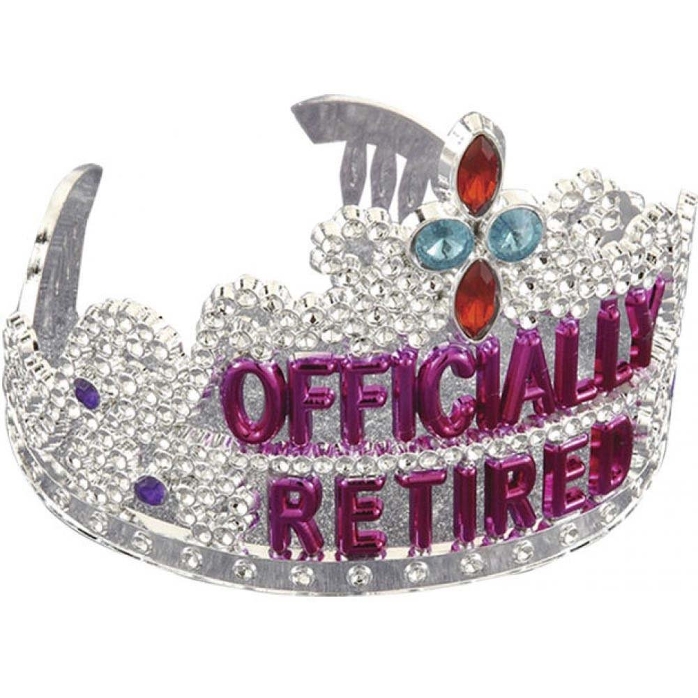 Officially Retired Tiara - View #1