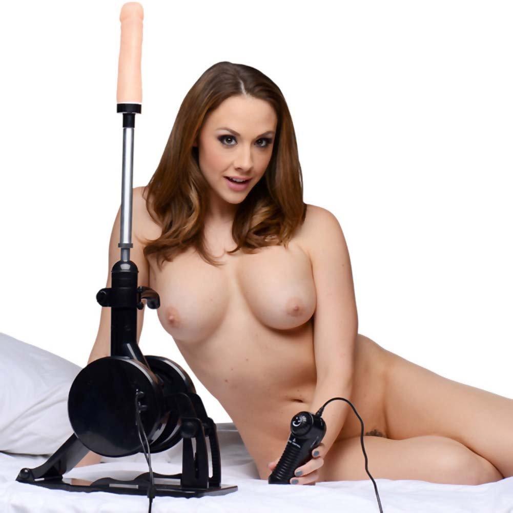 Robo Fuk Adjustable Position Portable Sex Machine - View #1