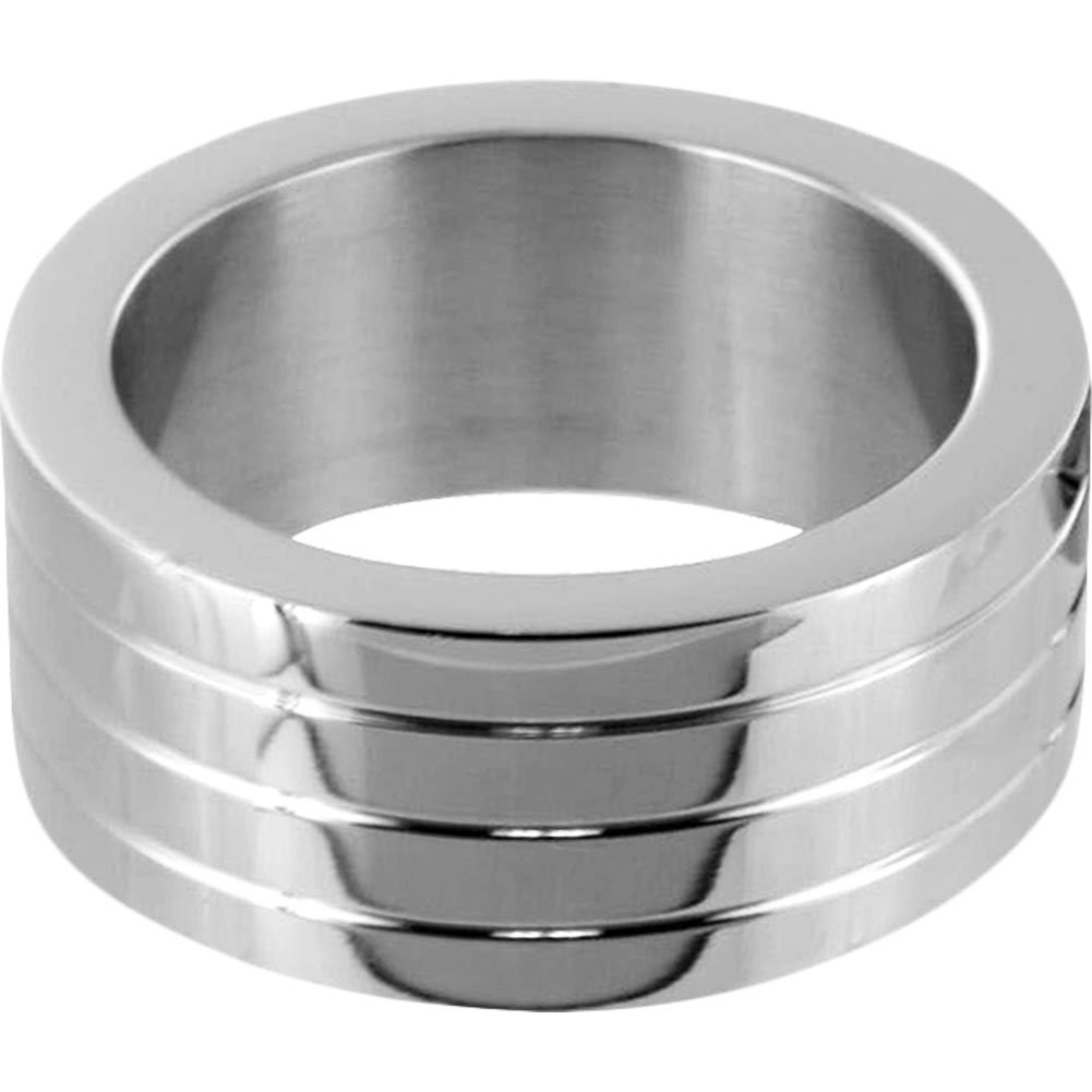 "M2m Stainless Cr Mega Wide Banded 2"" - View #2"