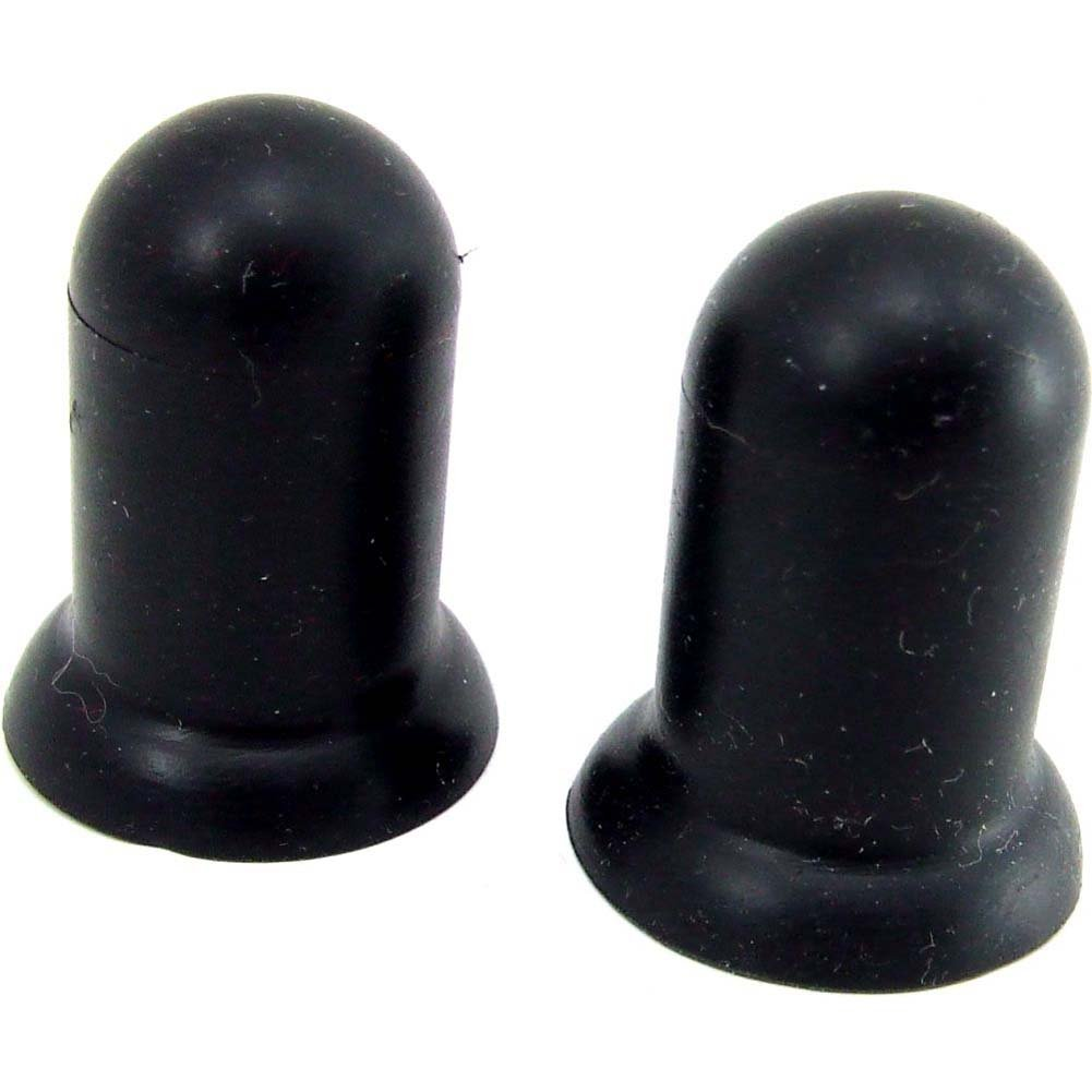 H2H Silicone Nipple Suckers for Men and Women Black - View #2