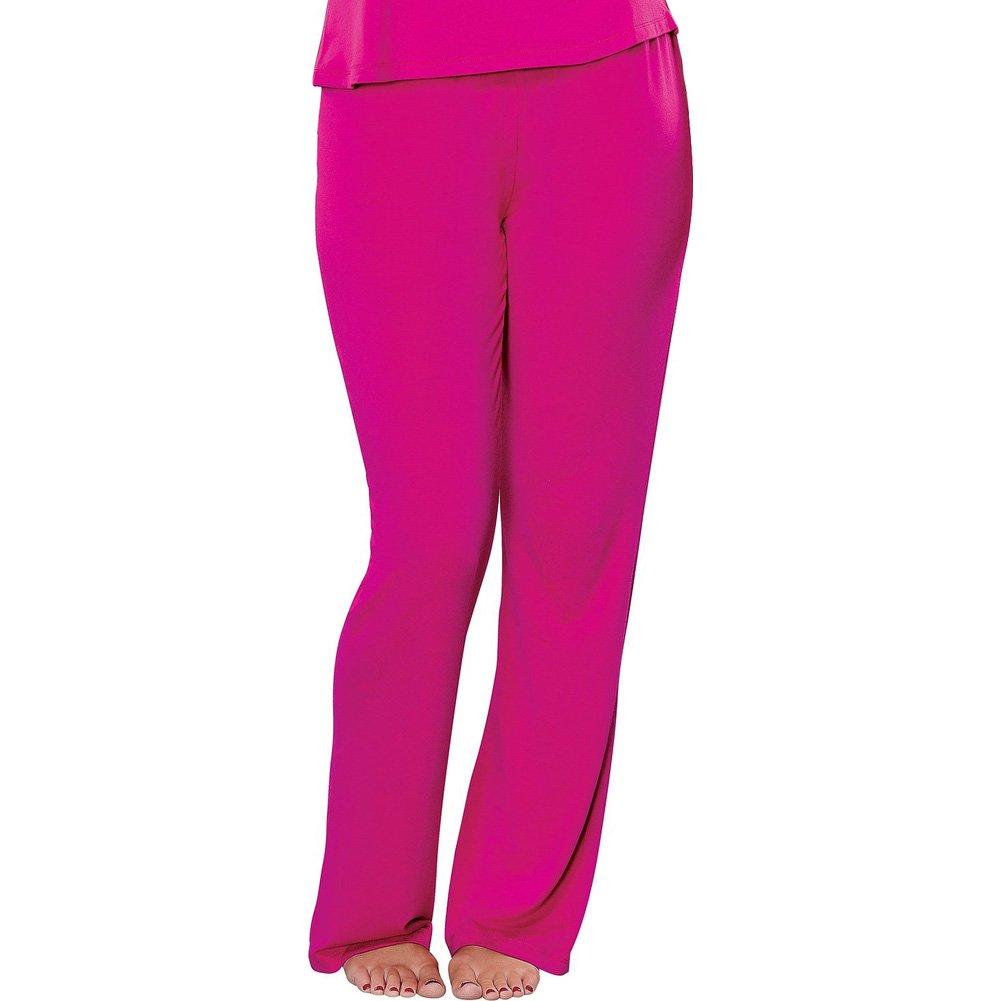 Bamboo Magic Lounge Pant Pink Large - View #1