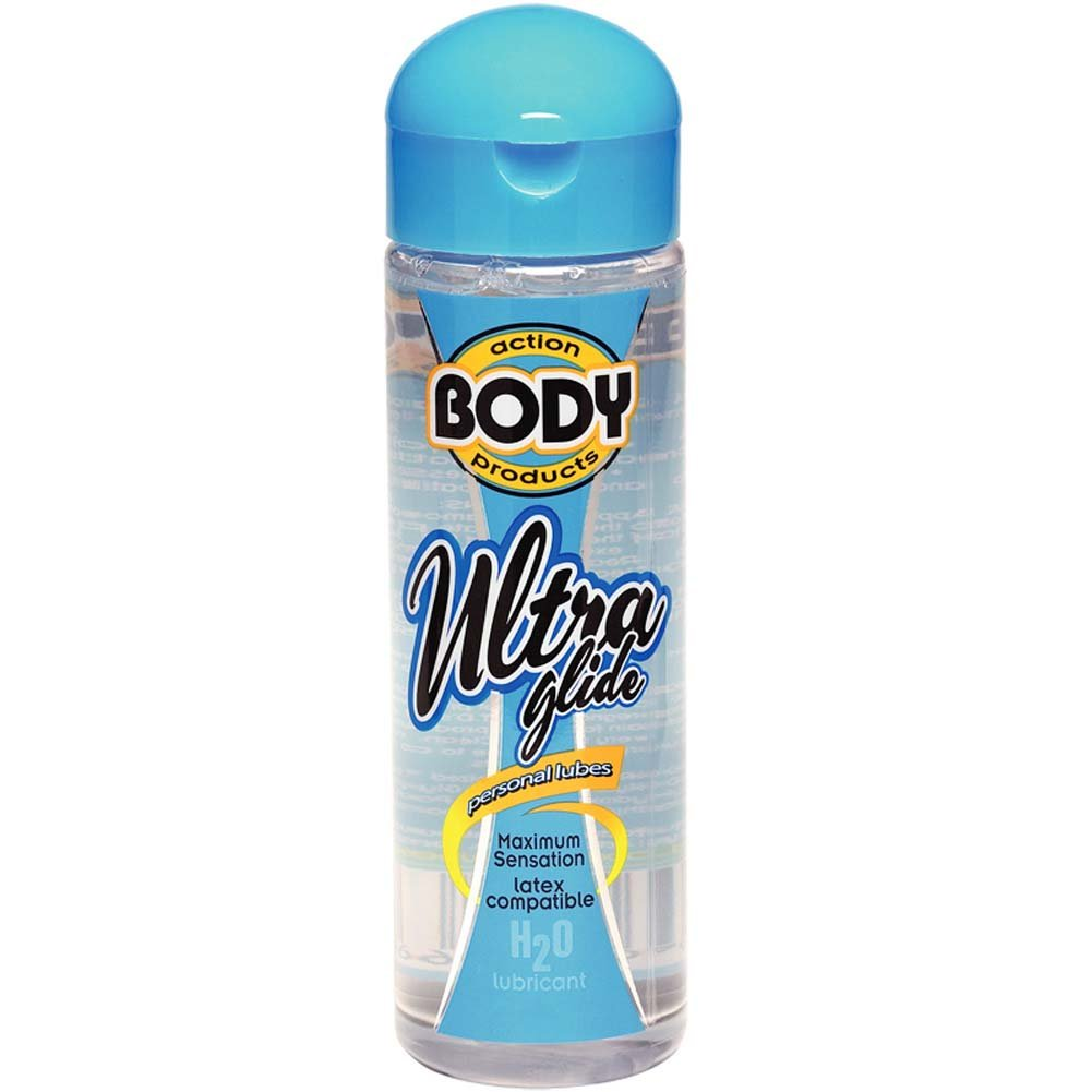 Body Action Ultra Light Waterbased 4.8 Oz - View #1