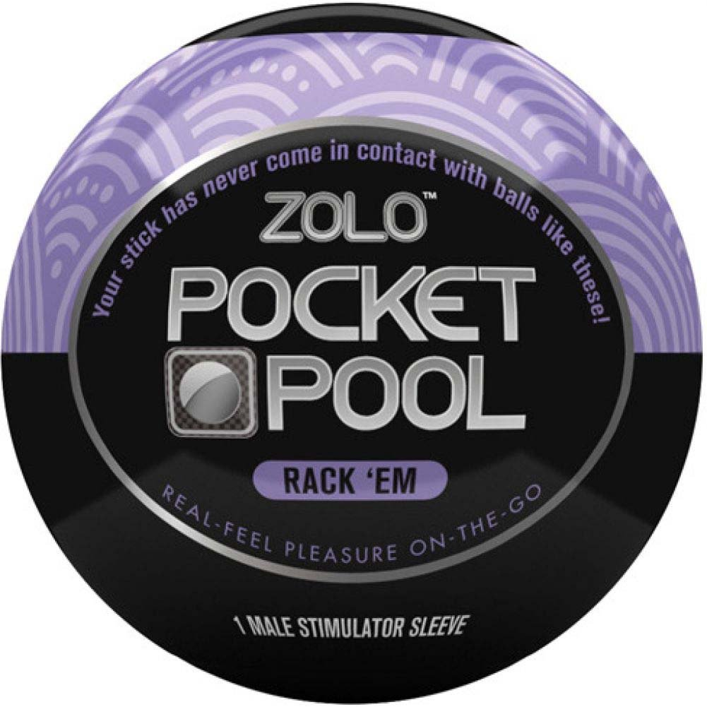 Zolo Pocket Pool Rack Em - View #2