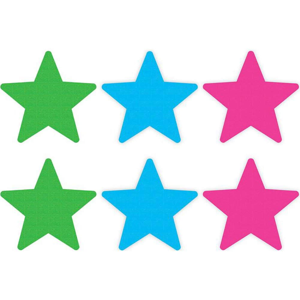 Peekaboos Neon Stars Value Pack One Size 3 Piece Pack - View #1