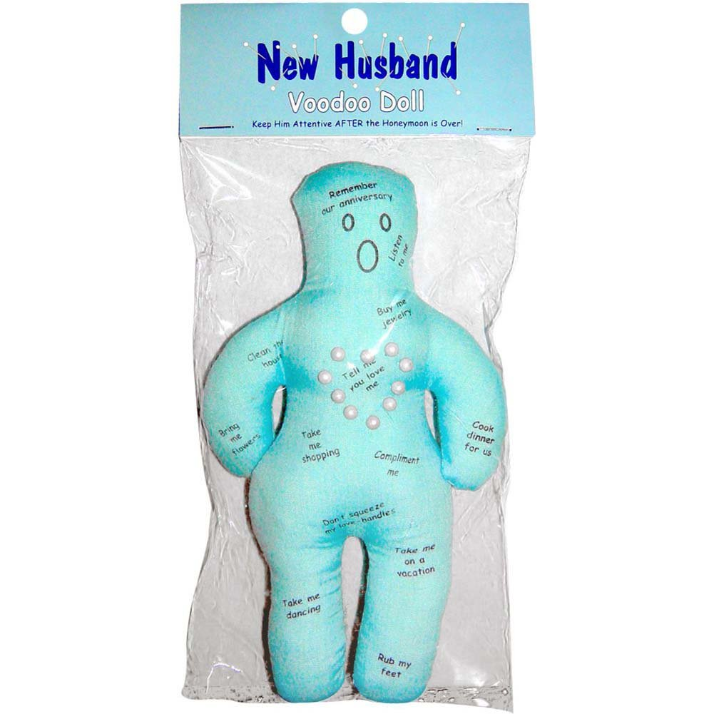 New Husband Voodoo Doll - View #2