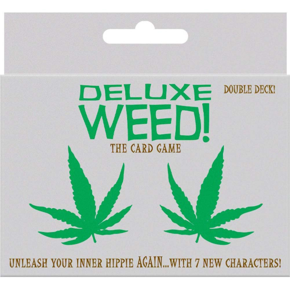 Deluxe Weed Card Game - View #3