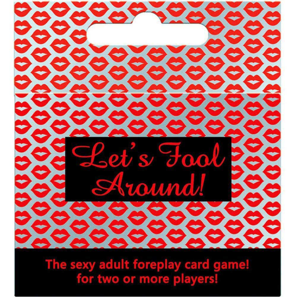 Lets Fool Around Foreplay Card Game - View #1