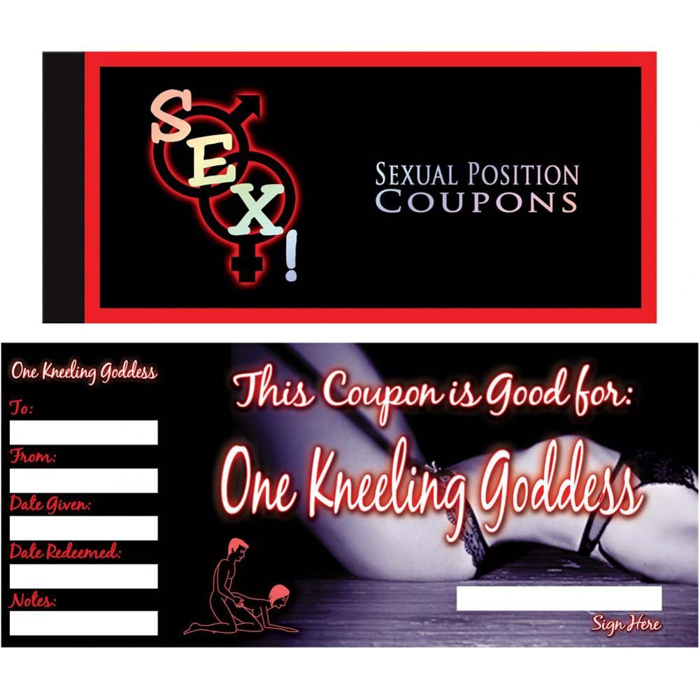 Sex Coupons - View #4