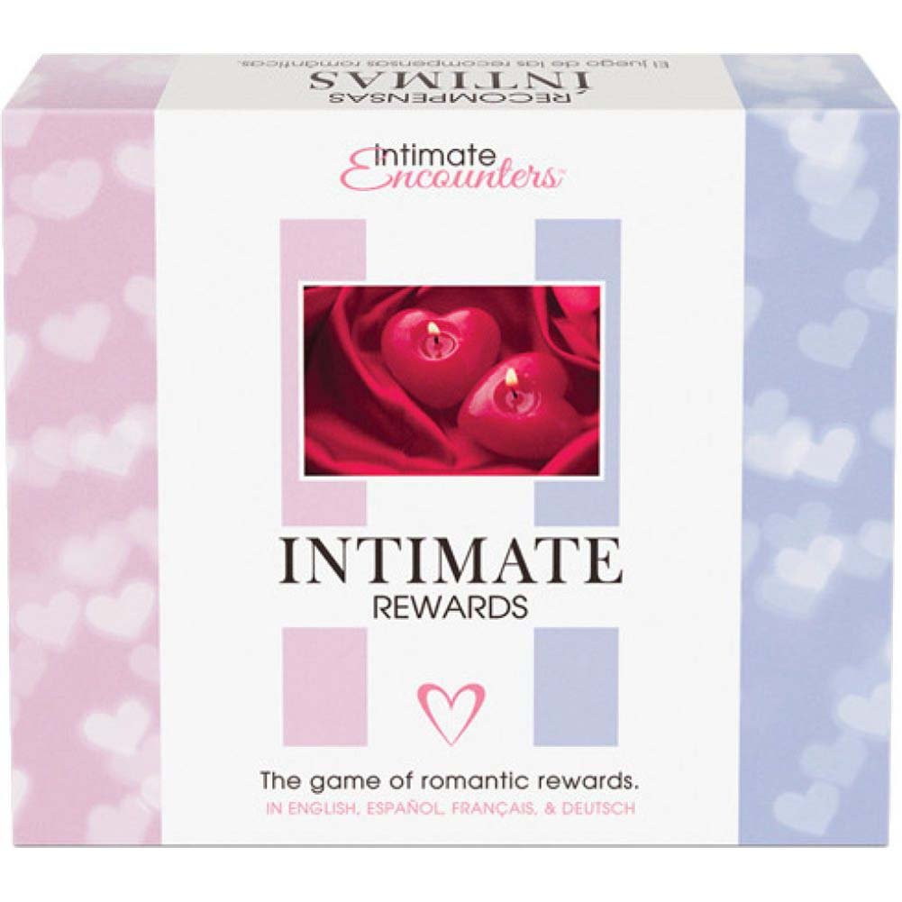 Intimate Encounters Intimate Rewards Game for Lovers - View #2