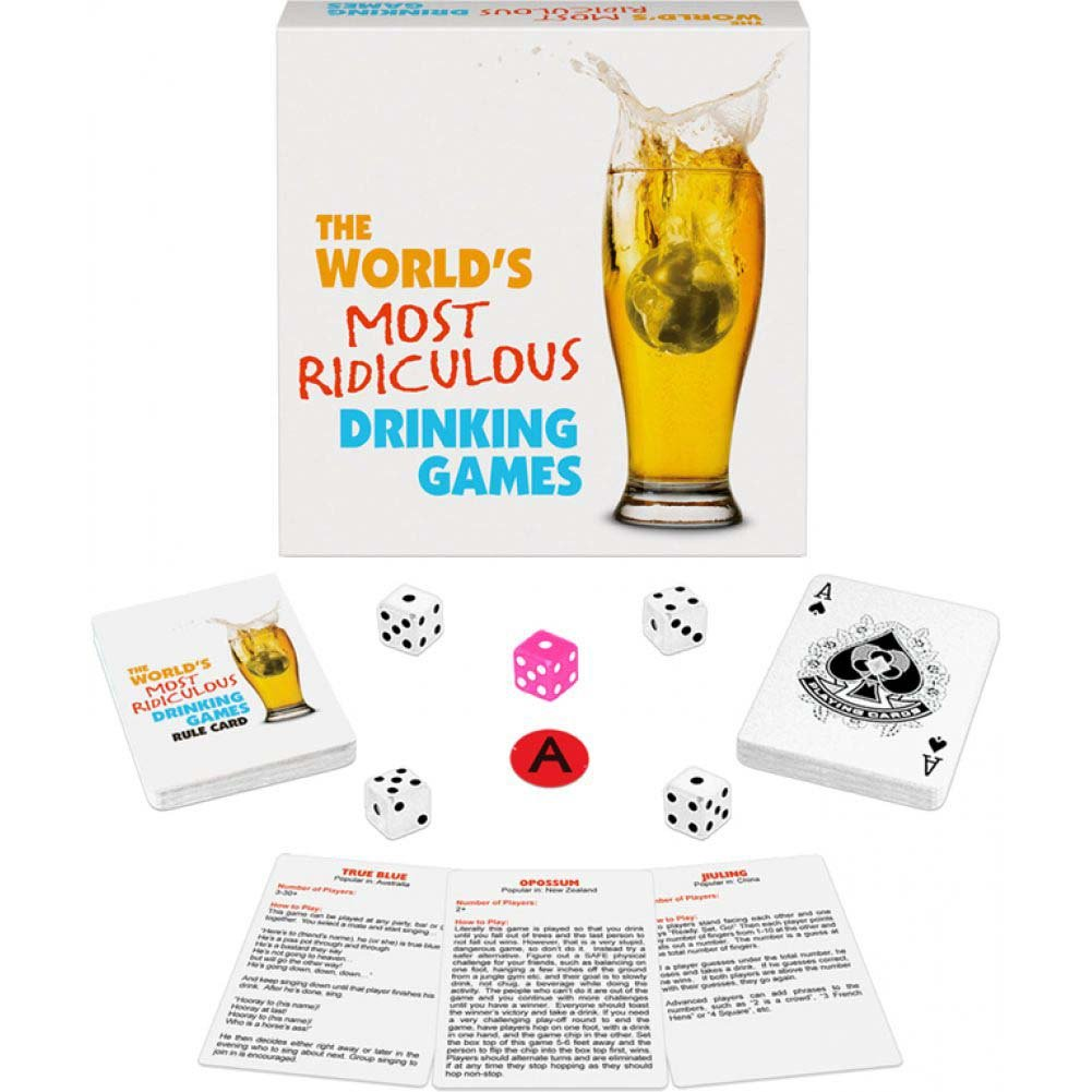 The WorldS Most Ridiculous Drinking Games - View #1