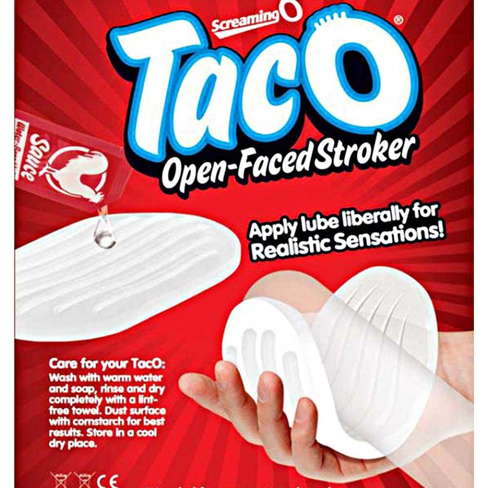 Taco Open Faced Stroker - View #3