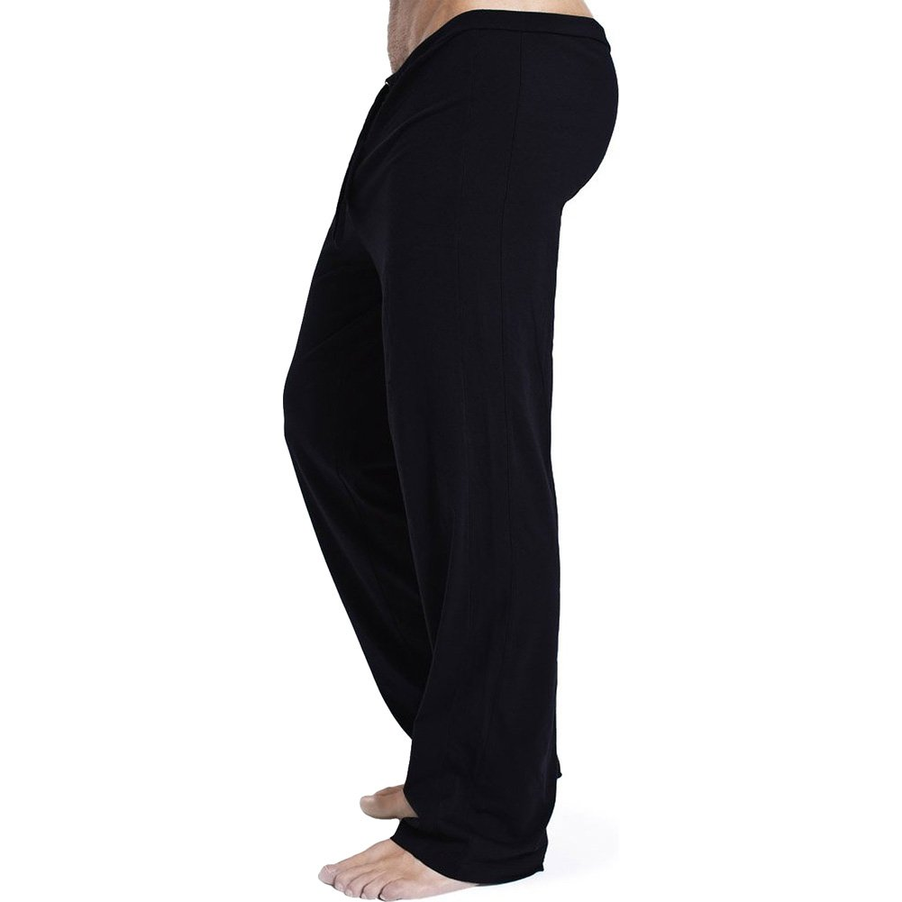 Jack Adams Relaxed Pant Black Small - View #2